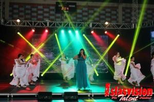 Momento de la Gala Celia Jimenez