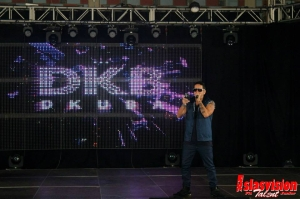 Momento de la gala DKB