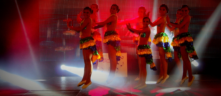 Ballet Beanky, ganadores en la modalidad de Baile