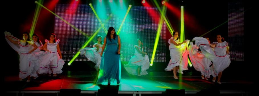 Celia Jimenez, la ganadora de Islasvisión 2015