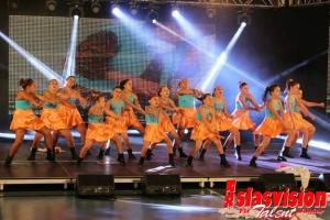 Momento de la gala Lil Dance