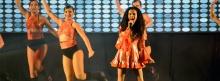 """Ballet Beanky, con Omayra, ganadores de """"Puesta en escena"""""""